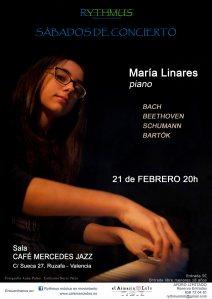María Linares-Café Mercedes